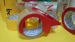Cutters for tape